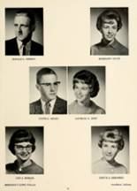 1961 Woodlan High School Yearbook Page 14 & 15
