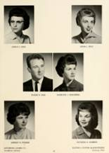 1961 Woodlan High School Yearbook Page 16 & 17