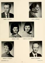 1961 Woodlan High School Yearbook Page 18 & 19