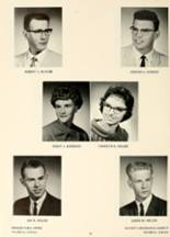 1961 Woodlan High School Yearbook Page 20 & 21