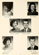 1961 Woodlan High School Yearbook Page 22 & 23