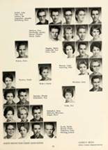 1961 Woodlan High School Yearbook Page 26 & 27