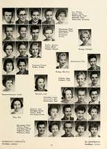 1961 Woodlan High School Yearbook Page 28 & 29