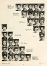 1961 Woodlan High School Yearbook Page 30 & 31