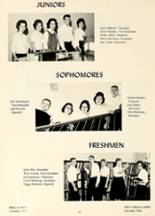 1961 Woodlan High School Yearbook Page 32 & 33