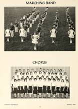 1961 Woodlan High School Yearbook Page 34 & 35