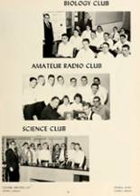 1961 Woodlan High School Yearbook Page 36 & 37