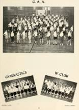 1961 Woodlan High School Yearbook Page 38 & 39