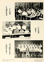 1961 Woodlan High School Yearbook Page 40 & 41