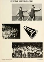 1961 Woodlan High School Yearbook Page 42 & 43