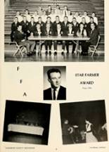1961 Woodlan High School Yearbook Page 44 & 45