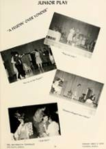 1961 Woodlan High School Yearbook Page 46 & 47