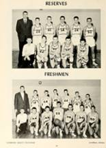 1961 Woodlan High School Yearbook Page 52 & 53