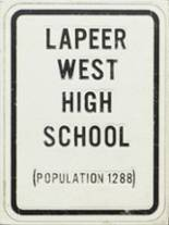1978 Yearbook Lapeer West High School