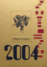 2004 Yearbook Ramsay High School