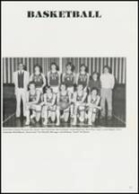 1984 Creede High School Yearbook Page 18 & 19