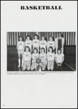 1984 Creede High School Yearbook Page 20 & 21