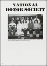 1984 Creede High School Yearbook Page 24 & 25