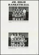 1984 Creede High School Yearbook Page 26 & 27