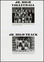 1984 Creede High School Yearbook Page 28 & 29