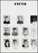 1984 Creede High School Yearbook Page 30 & 31