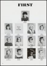 1984 Creede High School Yearbook Page 34 & 35