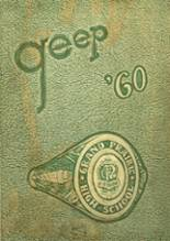 1960 Yearbook Grand Prairie High School