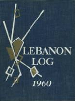 1960 Yearbook Mt. Lebanon High School