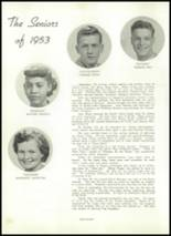1953 Corning Free Academy Yearbook Page 18 & 19