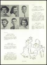 1953 Corning Free Academy Yearbook Page 20 & 21