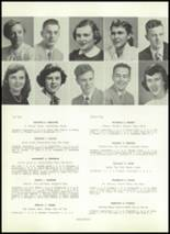 1953 Corning Free Academy Yearbook Page 22 & 23