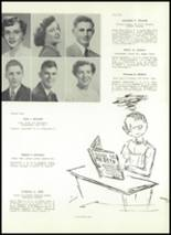 1953 Corning Free Academy Yearbook Page 24 & 25