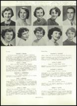 1953 Corning Free Academy Yearbook Page 26 & 27