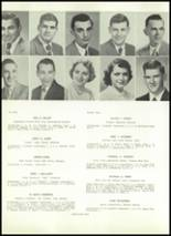 1953 Corning Free Academy Yearbook Page 28 & 29