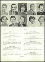 1953 Corning Free Academy Yearbook Page 30 & 31