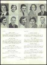 1953 Corning Free Academy Yearbook Page 32 & 33