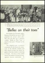 1953 Corning Free Academy Yearbook Page 34 & 35