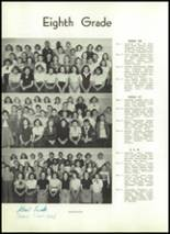 1953 Corning Free Academy Yearbook Page 46 & 47