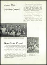 1953 Corning Free Academy Yearbook Page 54 & 55
