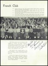 1953 Corning Free Academy Yearbook Page 56 & 57