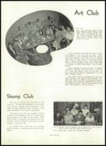 1953 Corning Free Academy Yearbook Page 58 & 59