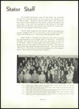 1953 Corning Free Academy Yearbook Page 60 & 61