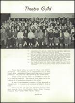 1953 Corning Free Academy Yearbook Page 62 & 63