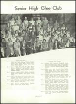 1953 Corning Free Academy Yearbook Page 70 & 71