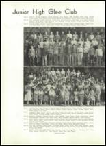 1953 Corning Free Academy Yearbook Page 72 & 73