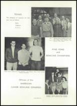 1953 Corning Free Academy Yearbook Page 84 & 85