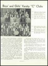 1953 Corning Free Academy Yearbook Page 88 & 89