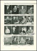 1939 Westport High School Yearbook Page 18 & 19