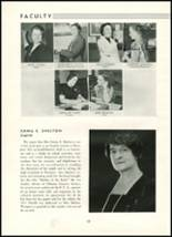 1939 Westport High School Yearbook Page 22 & 23