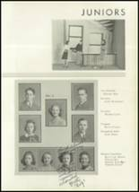 1939 Westport High School Yearbook Page 58 & 59